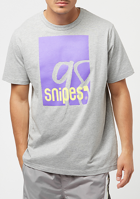 SNIPES 98 Box Logo  grey/purple/lime