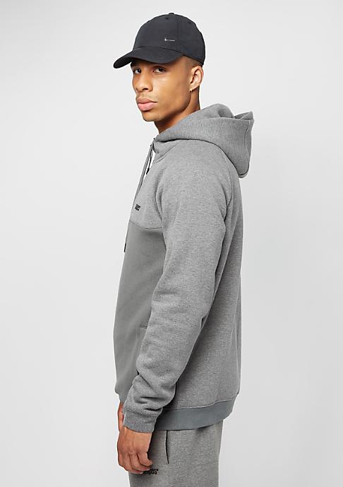 SNIPES Basic Logo Sweat Suit heather grey