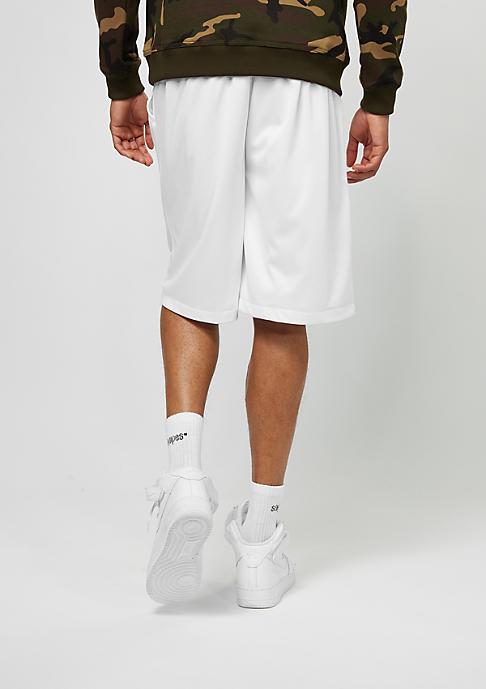 SNIPES Sport-Short Basic Mesh white
