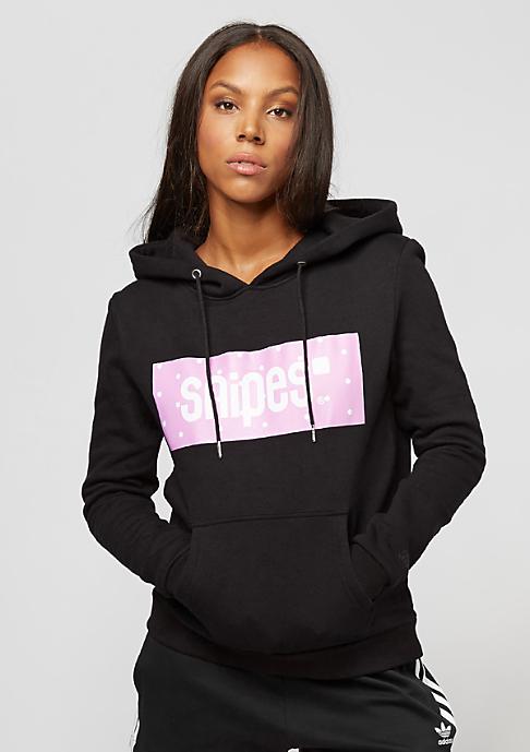 SNIPES Box Logo black/pink