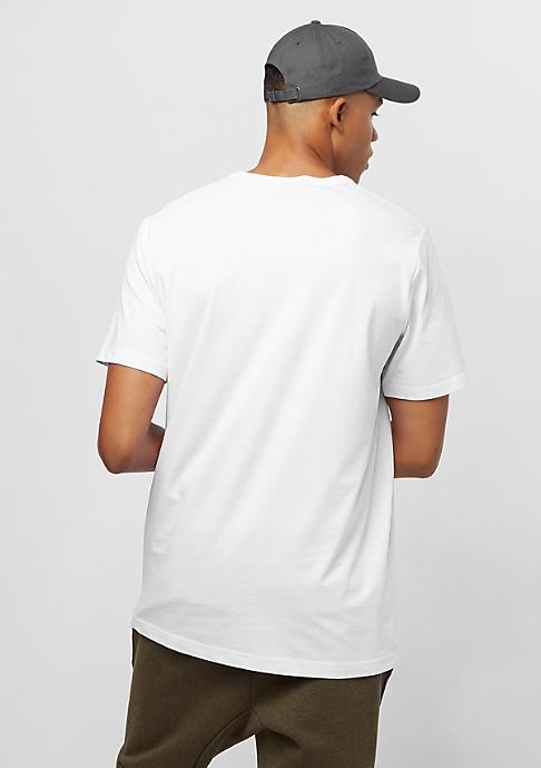 SNIPES Box Logo white