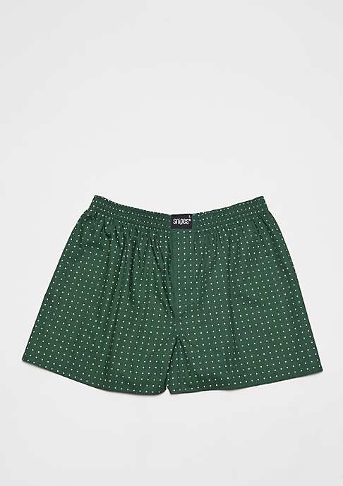 SNIPES 3er Boxer Cuffed dots/stripes