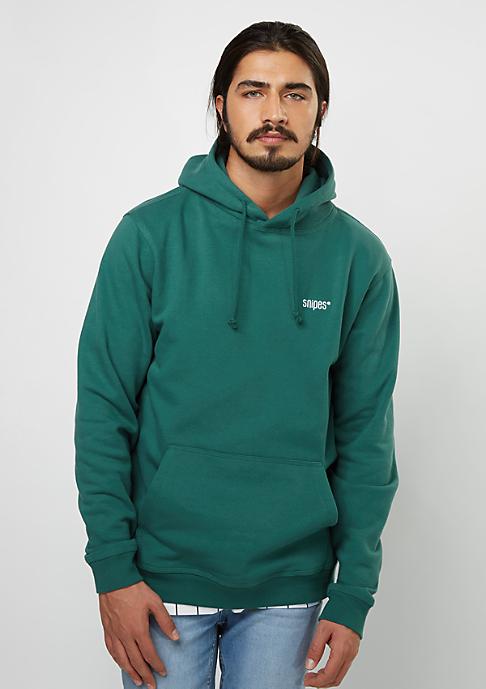 SNIPES Hooded-Sweatshirt Chest Logo jasper
