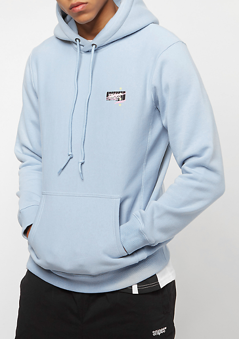 SNIPES Chest Logo light blue