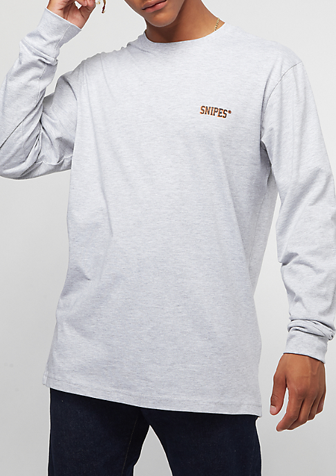 SNIPES Chest Logo grey