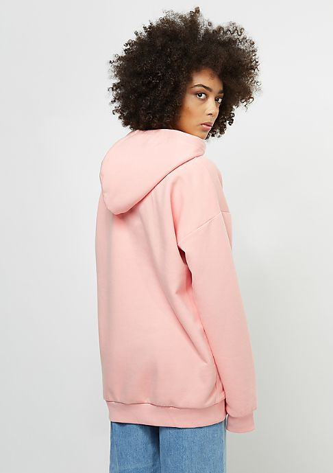 SNIPES Oversized silver pink