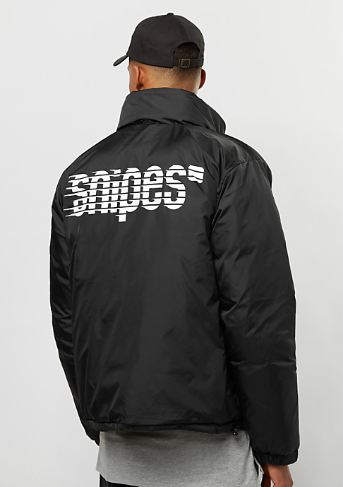 SNIPES Reversible Puffer camo/black