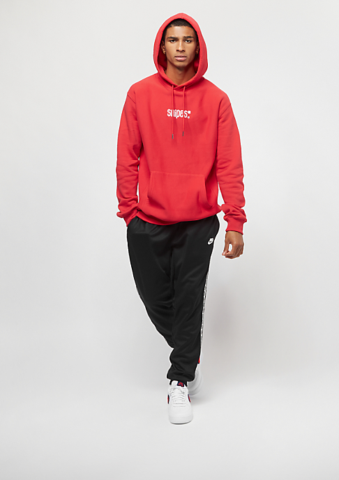 SNIPES Small Basic Logo red