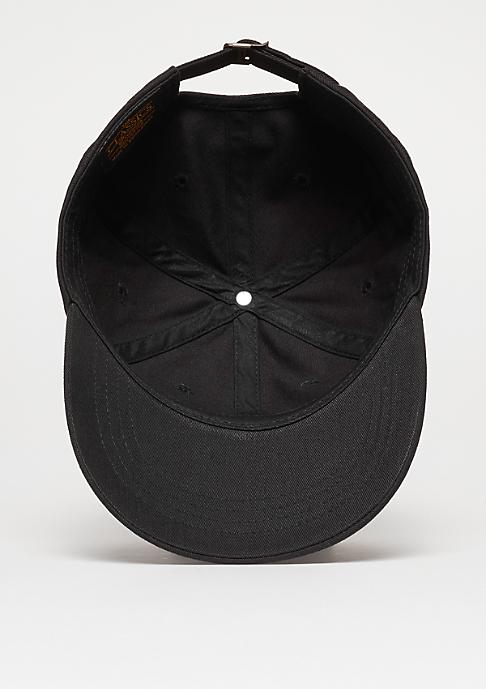 SNIPES Baseball-Cap Unstructured Rainbow black
