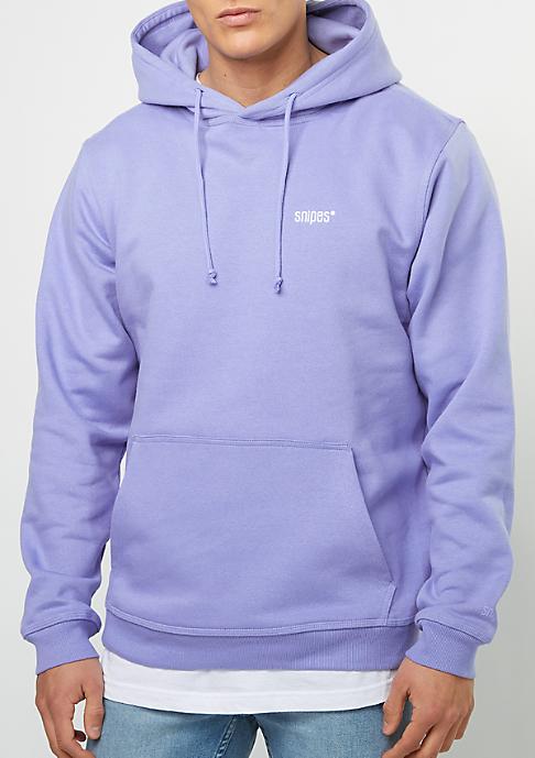 SNIPES Hooded-Sweatshirt Chest Logo deep perrywinkle