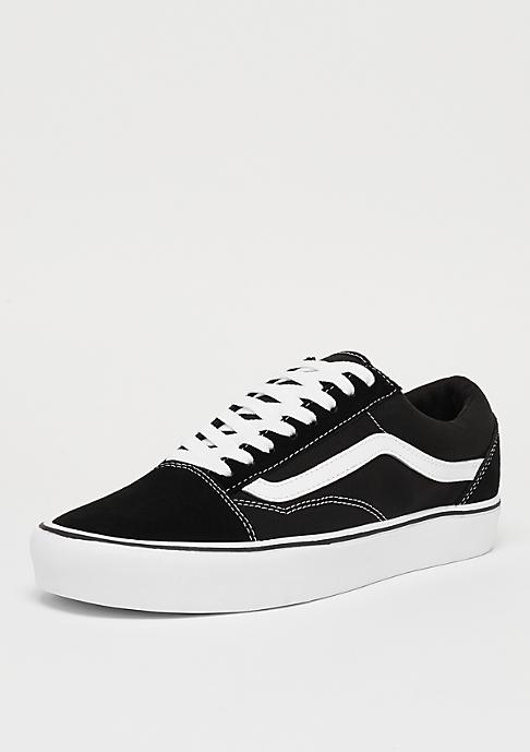 VANS UA Old Skool Lite (Suede/Canvas) black/white