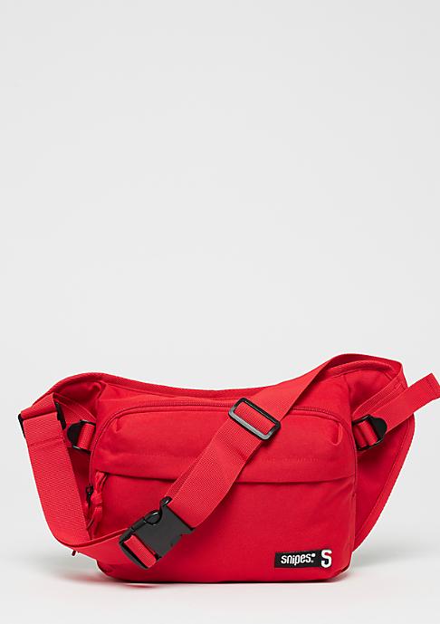 SNIPES Shoulder Bag 2.0 red