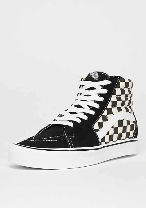 VANS Sk8-Hi Lite (Checkerboard) black/white