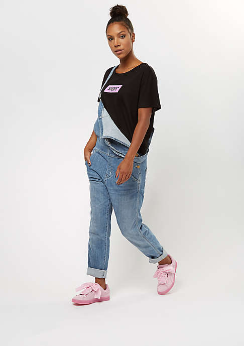 SNIPES Small Box Logo black
