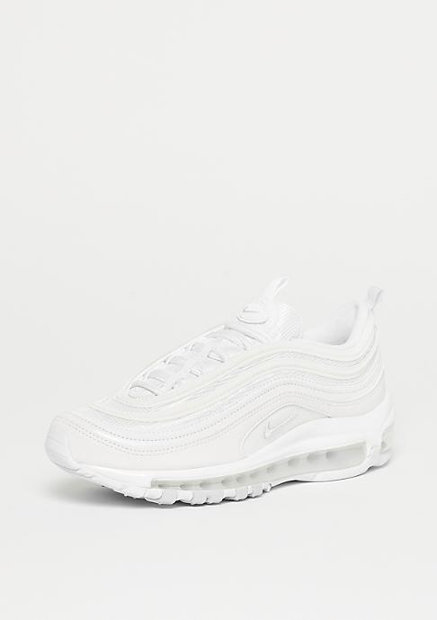 NIKE Air Max 97 white/white-pure platinum