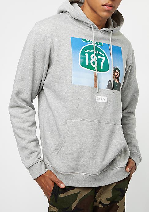 SNIPES Snoop 187 heather grey