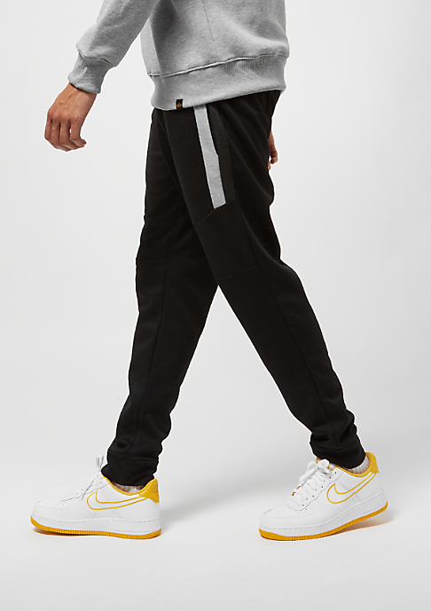 Southpole Color Block Tech Jogger black