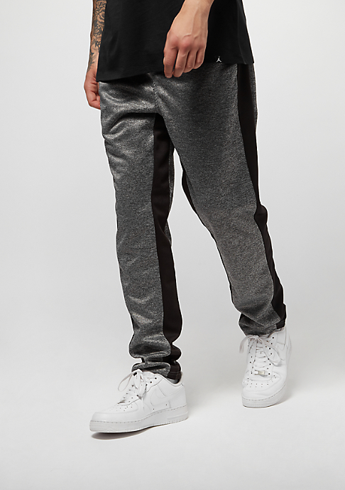 Southpole Marled Trackpants black