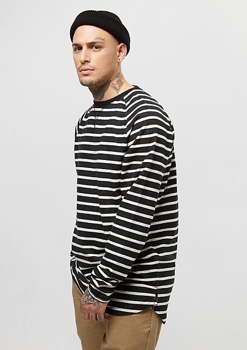 Reell Stripe black & off white