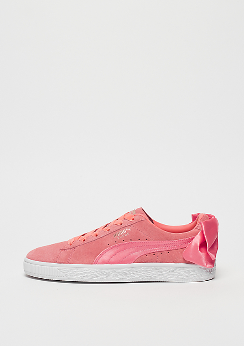 PUMA Sneaker Suede Bow pink Ga2qH2