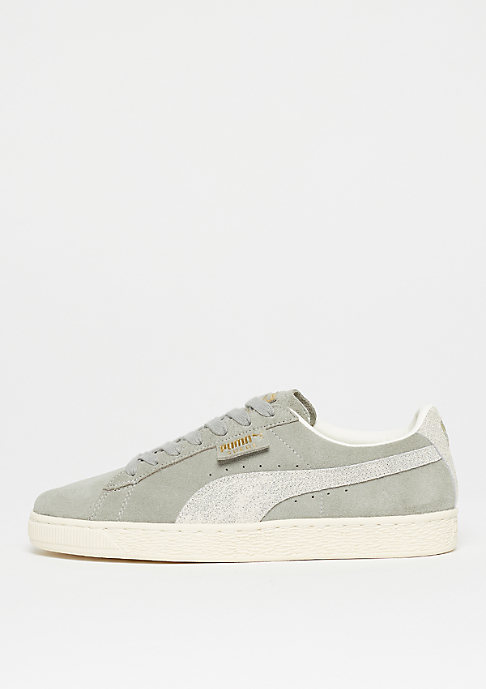 Puma Suede Classic Snake rock ridge/white/gold