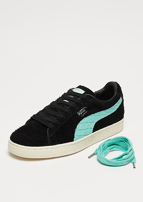 Puma Suede x Diamond puma black/diamond blue