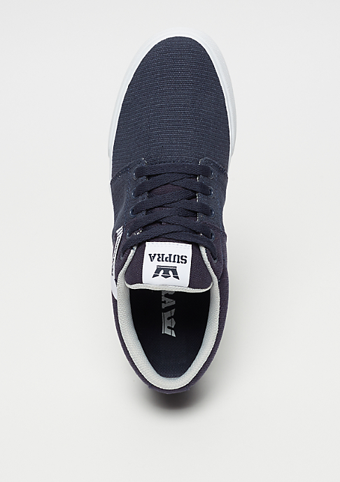Supra Stacks Vulc II navy/white