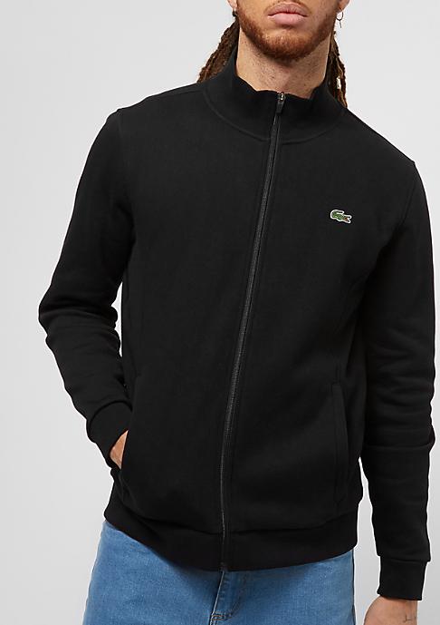 Lacoste Sweatshirt Jacket black