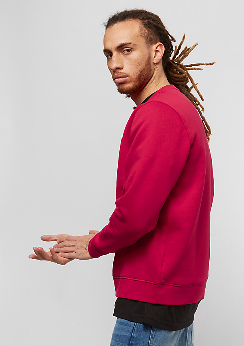 Lacoste Sweatshirt red