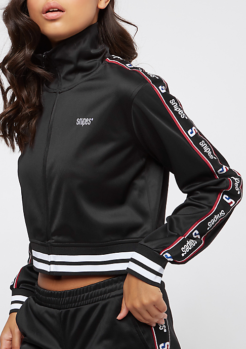 SNIPES Tape Tracktop black
