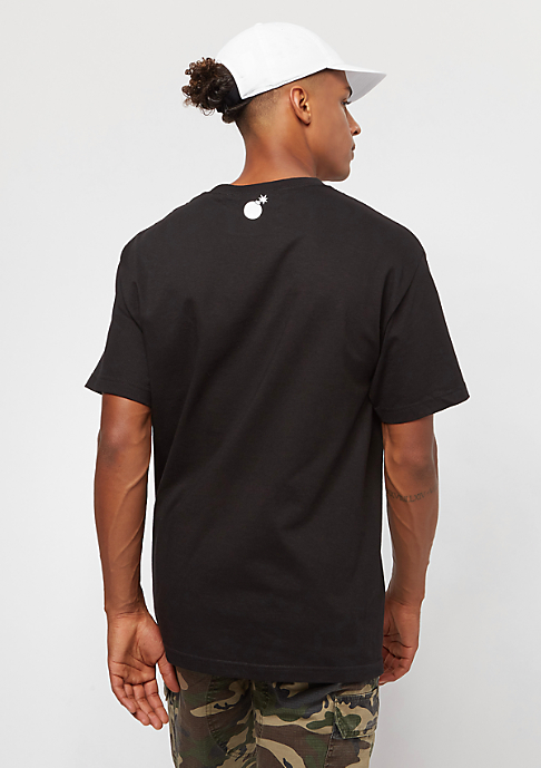 The Hundreds Fallen black