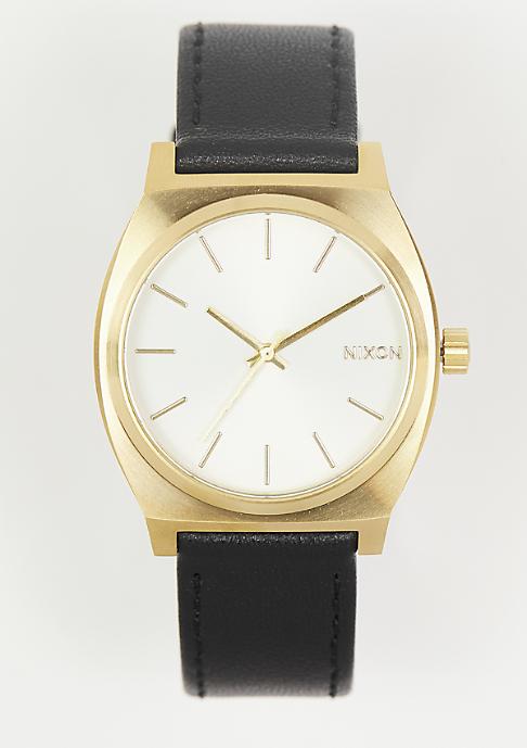 Nixon Time Teller gold/white sunray/black