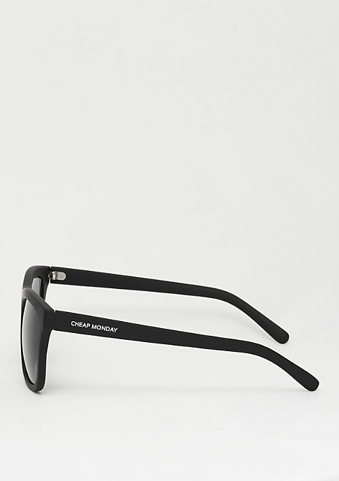 Cheap Monday Sonnenbrille Timeless Rubberised black