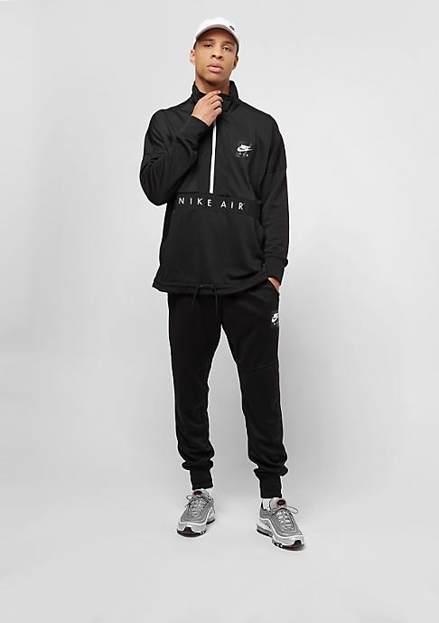 NIKE Top Air HZ black/black/white