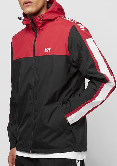 Helly Hansen Track Jacket black/red