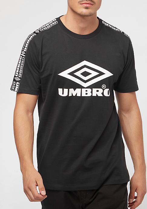Umbro Taped Crew Tee black