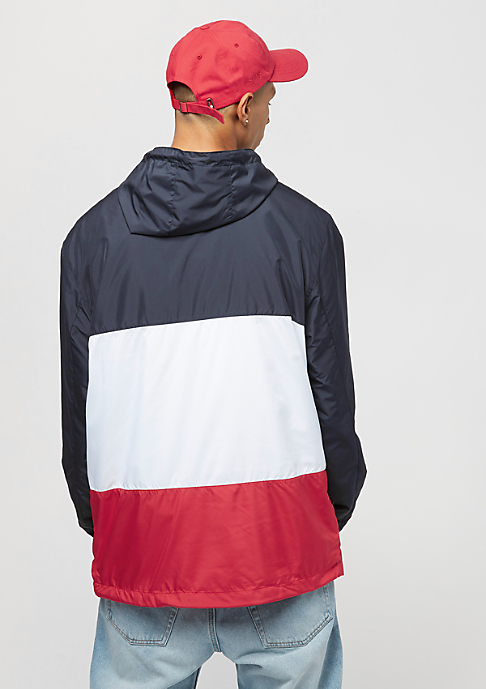Urban Classics Basic navy/firered/white