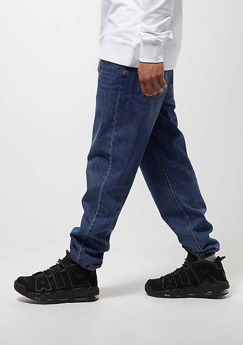 Urban Classics Denim Baggy clean blue