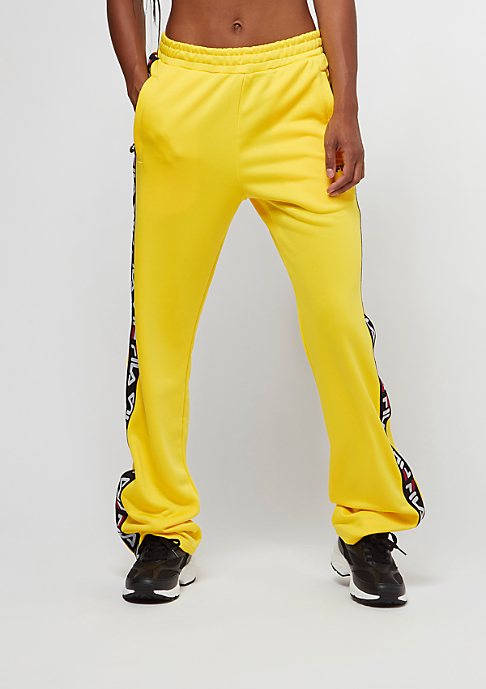 Fila Urban Line Thora Track Pants vibrant yellow