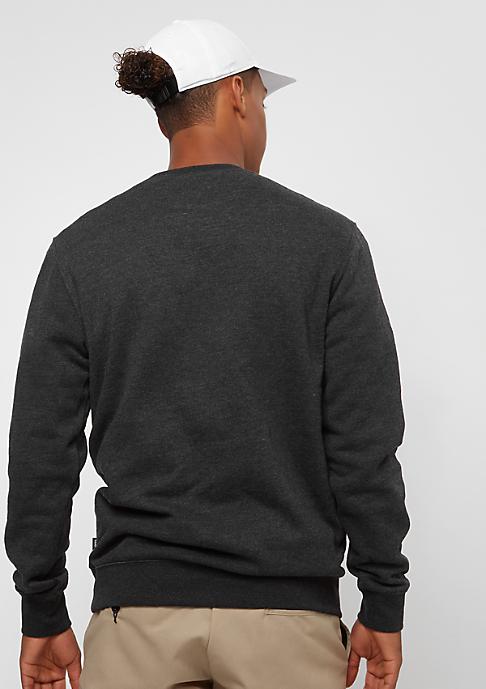 VANS Basic Crew Fleece black heather