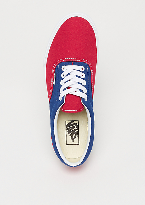 VANS Era (Checkerboard) true blue/red
