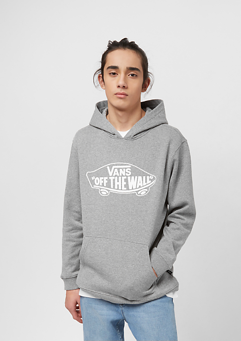 VANS Kids Otw Fleece concrete heather/white outline