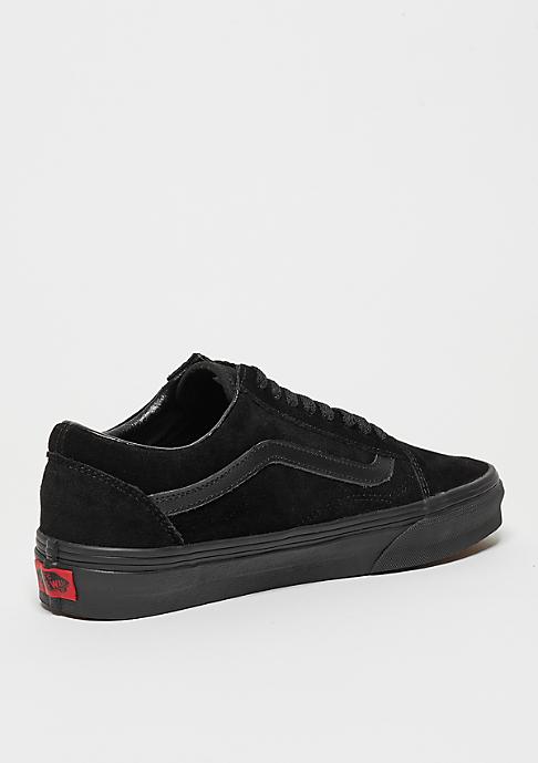 VANS Skate Schuh Old Skool black/black/black