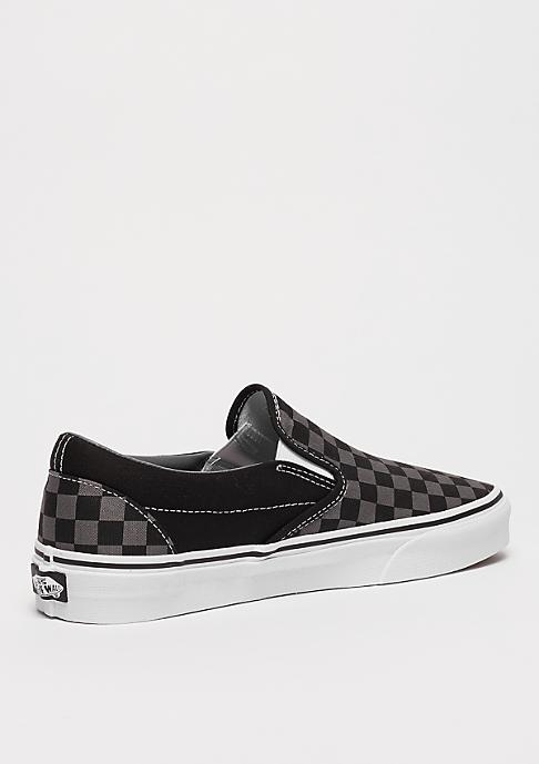 VANS UA Classic Slip-On (Checkerboard) black/pewter checkerboard