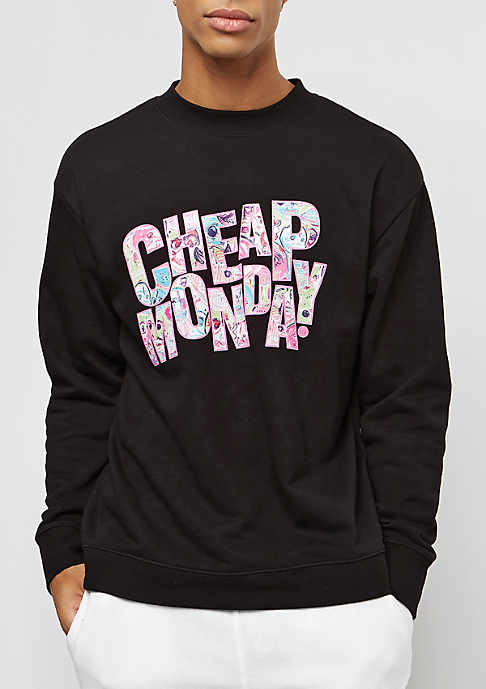 Cheap Monday Victory Jolly Collage black