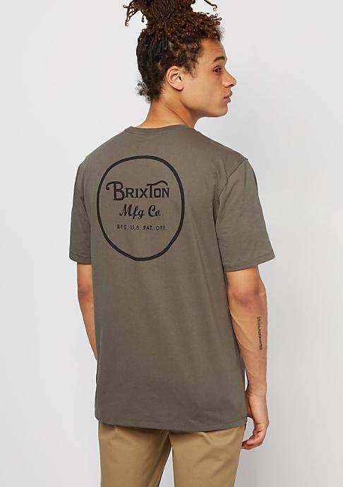 Brixton Wheeler II Premium graphite