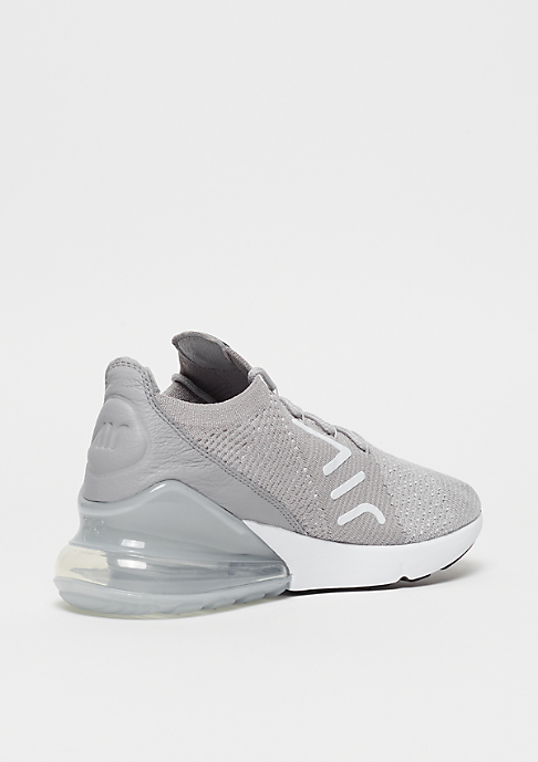NIKE Wmns Air Max 270 Flyknit atmosphere grey/white-pure platinum