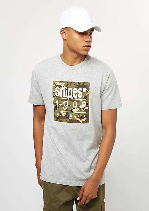 SNIPES Worldwide heather grey