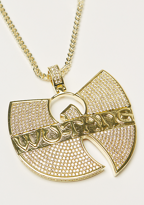 King Ice Wu-Tang Clan x King Ice The Forever gold
