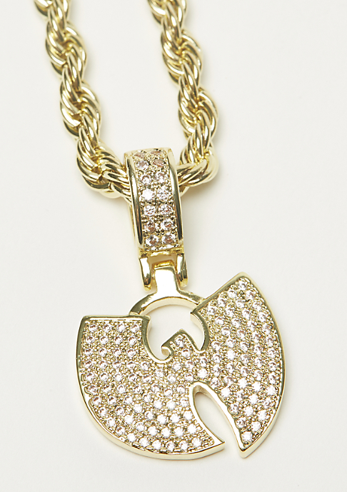 King Ice Wu-Tang Clan x King Ice The Micro W gold